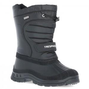 Buty śniegowce dziecięce DODO TRESPASS Black