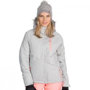 Kurtka narciarska damska FRANCESCA DLX TRESPASS Platinum Marl