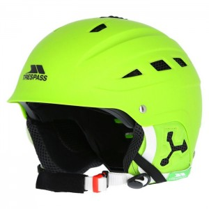 KASK NARCIARSKI UNISEX FURILLO LIME GREEN TRESPASS