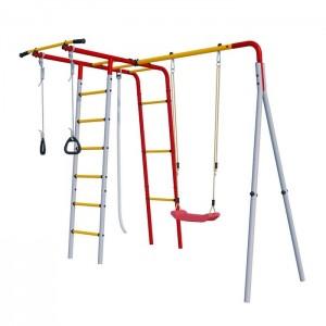 Plac zabaw z huśtawką Swing LEMUR GL-02 GARDEN LUXUS
