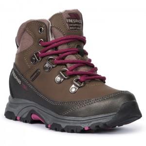 Buty trekkingowe dziecięce GLEBE II TRESPASS Earth