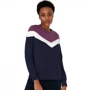 Bluza bez kaptura damska H4Z21-BLD025 30S 4F