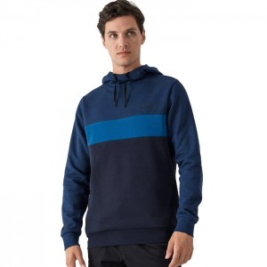 Bluza z kapturem męska H4Z21-BLM016 32S 4F