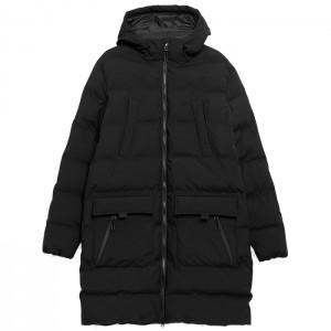 Płaszcz zimowy pikowany męski H4Z21-KUMP008 20S 4F