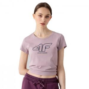 Koszulka damska H4Z21-TSD015 52S 4F