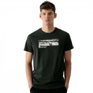 Koszulka męska H4Z21-TSM027 43S 4F