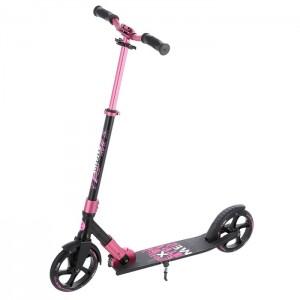 Hulajnoga rekreacyjna składana HM205 NILS EXTREME Pink