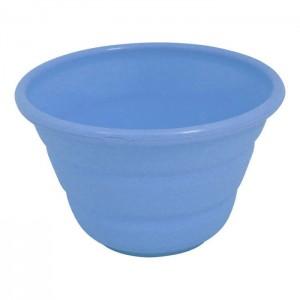 Miska silikonowa składana 450ml BUSHMEN Blue