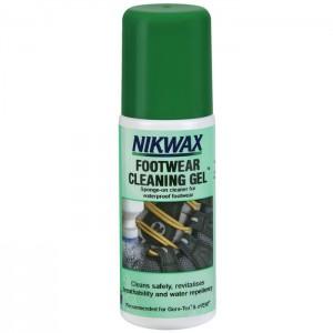 ŚRODEK ŻEL CZYSZCZĄCY DO OBUWIA FOOTWEAR CLEANING GEL 125ML NIKWAX