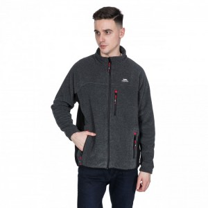 POLAR MĘSKI FULL-ZIP JYNX BLACK TRESPASS
