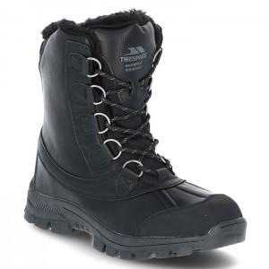 Buty śniegowce męskie KAREEM TRESPASS Black