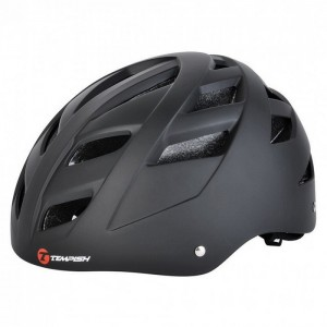 KASK FREESTYLE UNISEX MARILLA BLACK TEMPISH