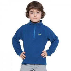 Polar dziecięcy 1/2-zip KEYNOTE TRESPASS Blue