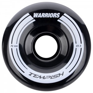 KÓŁKA DO LONGBOARDU 4 szt. WARRIORS 70x47mm 84A TEMPISH