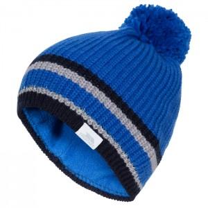 Czapka zimowa dziecięca LIT TRESPASS Blue