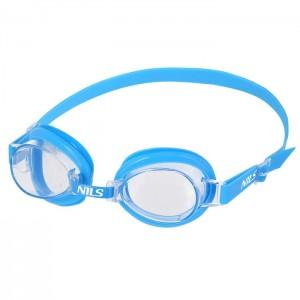 Okulary pływackie dla dzieci 1100 AF 13 NILS AQUA Jasny Niebieski