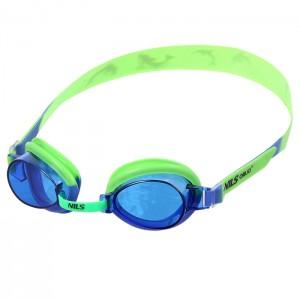 Okulary pływackie dla dzieci 1122 AF 02 NILS AQUA Zielony