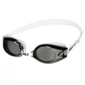 Okulary pływackie dla dzieci 1200 AF 02 NILS AQUA Przeźroczysty