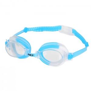 Okulary pływackie dla dzieci 173 AF NILS AQUA Niebieski
