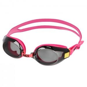Okulary pływackie dla dzieci 626 AF 02 NILS AQUA Różowy