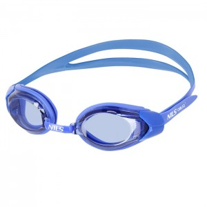 Okulary pływackie dla seniorów KOR-2 AF 21 NILS AQUA Ciemny Niebieski