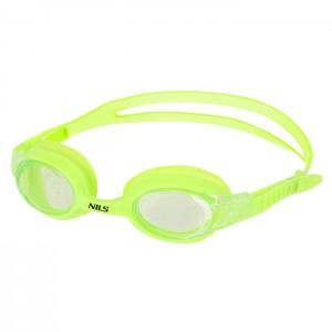 Okulary pływackie dla dzieci SIL-20 AF NILS AQUA Jasny Zielony