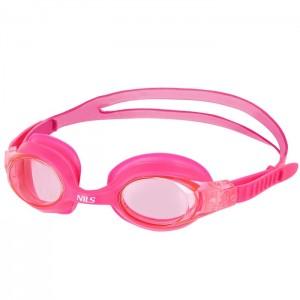 Okulary pływackie dla dzieci SIL-20 AF NILS AQUA Różowy