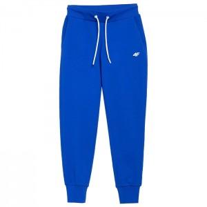 Spodnie dresowe damskie NOSH4-SPDD002 36S 4F
