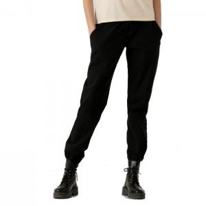 Spodnie casual damskie HOZ21-SPDC601 20S OUTHORN