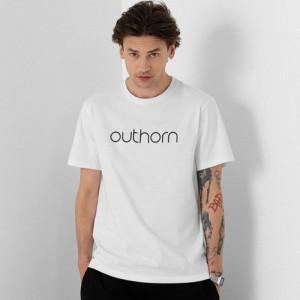 Koszulka męska HOZ21-TSM600A 10S OUTHORN