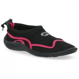 Buty do wody dla dorosłych PADDLE TRESPASS Black/Raspberry