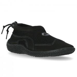 Buty do wody dziecięce PADDLE JUNIOR TRESPASS Black