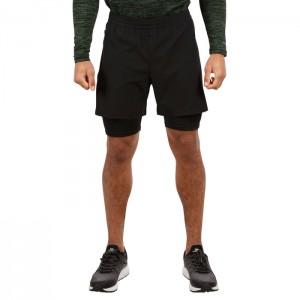 Spodenki treningowe męskie PATTERSON TP75 TRESPASS Black
