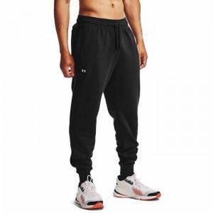 Spodnie dresowe męskie RIVAL FLEECE JOGGER 1357128-001 UNDER ARMOUR