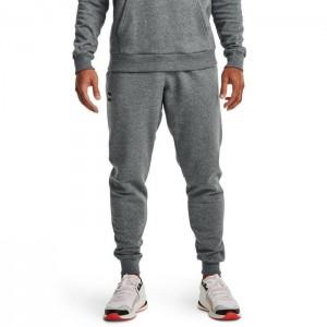 Spodnie dresowe męskie RIVAL FLEECE JOGGER 1357128-012 UNDER ARMOUR