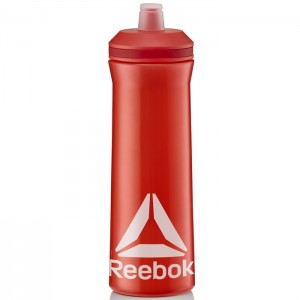 BIDON RABT-12005RD 750ml RED REEBOK