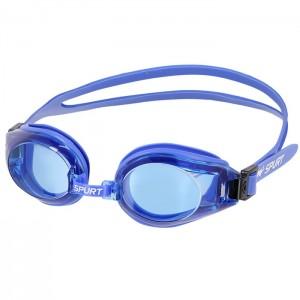 Okulary pływackie dla seniorów 300 AF 12 SPURT Niebieski