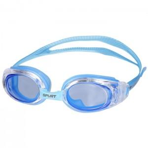 Okulary pływackie dla seniorów A12 AF 015 SPURT Niebieski