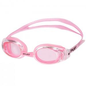 Okulary pływackie dla seniorów A12 AF 017 SPURT Różowy