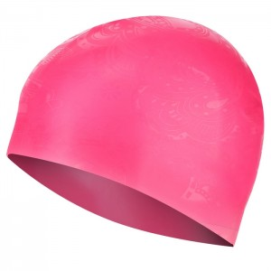 Czepek pływacki silikonowy G-TYPE WOMAN SC16 SPURT Różowy