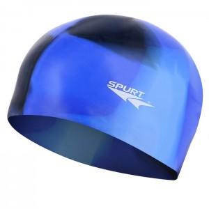 Czepek pływacki silikonowy MS82 SPURT Multikolor