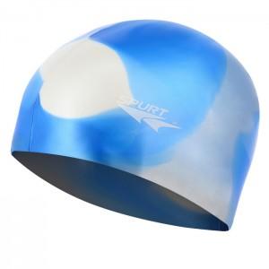 Czepek pływacki silikonowy MX21 SPURT Multikolor