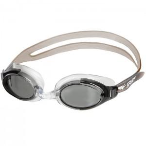 Okulary pływackie dla seniorów TP 103 AF 01 SPURT Czarny