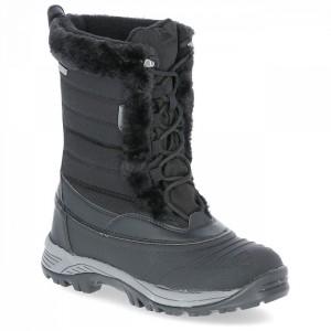 Buty śniegowce damskie STALAGMITE II TRESPASS Black