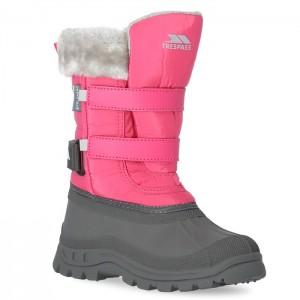 Buty śniegowce dziecięce STROMA II TRESPASS Pink Lady