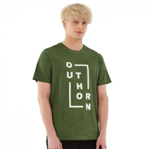 Koszulka męska HOL21-TSM608 43S OUTHORN