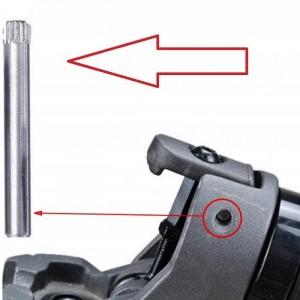 Trzpień bolec blokady kierownicy Xiaomi Mijia M187 M365 M365 PRO