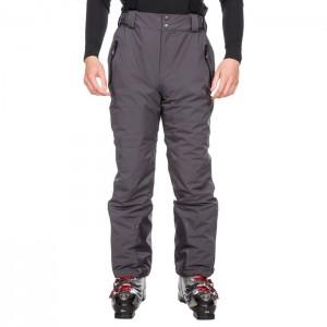 Spodnie narciarskie męskie TREVOR TP75 TRESPASS Dark Grey
