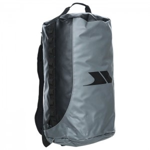 Torba plecak wodoodporny BLACKFRIAR 40 DUFFLE TRESPASS Black