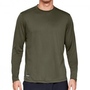 Koszulka techniczna męska UA Tech Tactical LS 1248196-390 UNDER ARMOUR